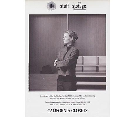 Our History. For More Than Three Decades California Closets ...