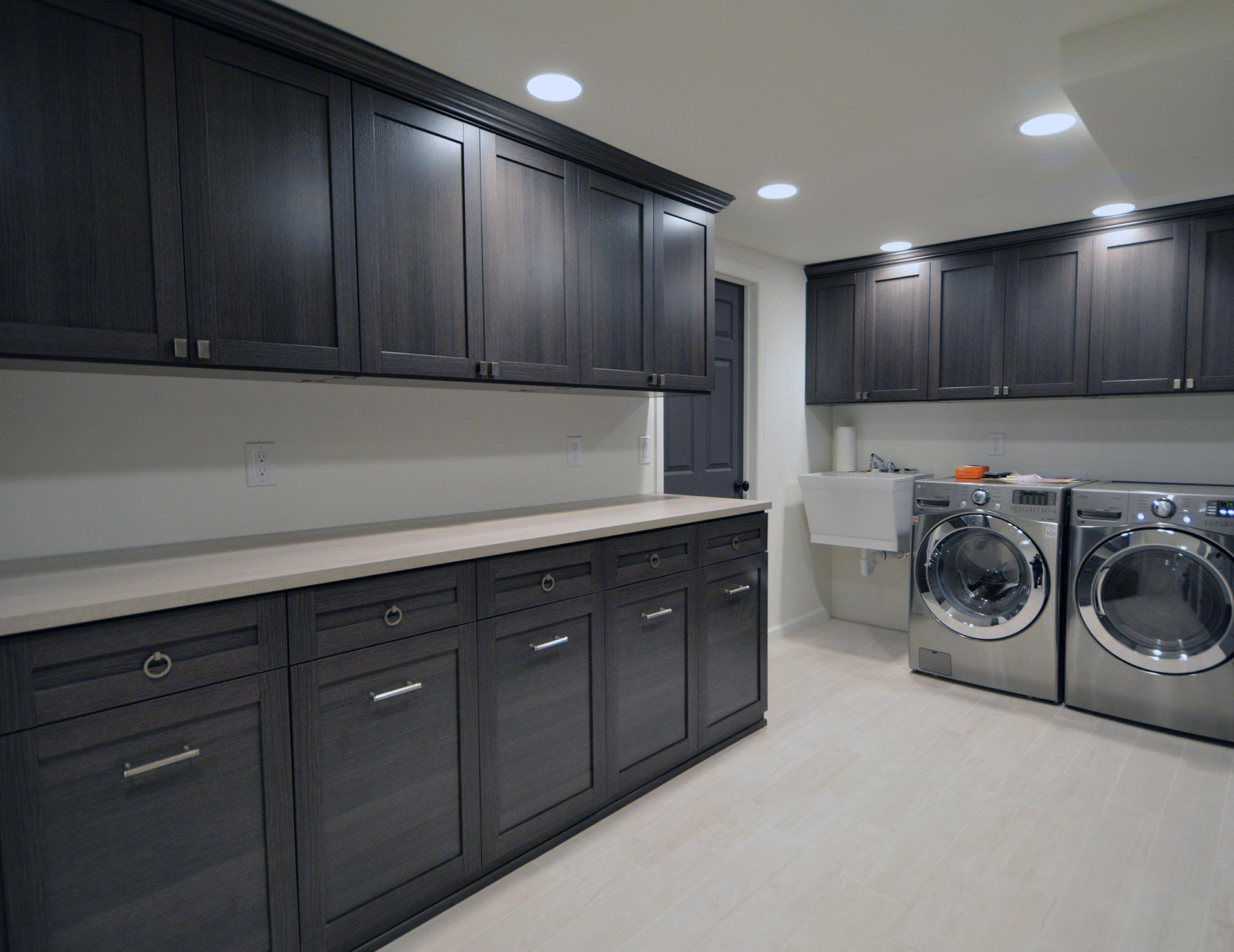 California Closets   Custom Laundry Room