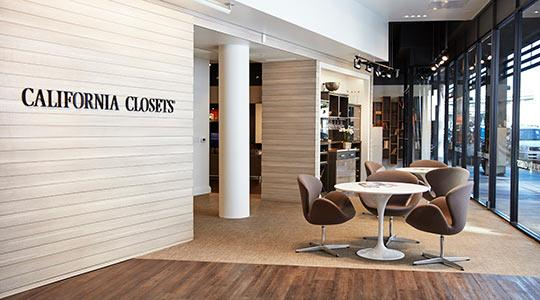 Exceptionnel California Closets _ About Our Showrooms