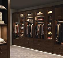 Dallas custom closets closet organization by california for Closets by design dallas