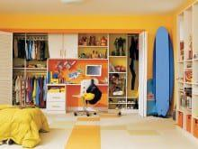 TRANSITIONAL KIDS ROOM