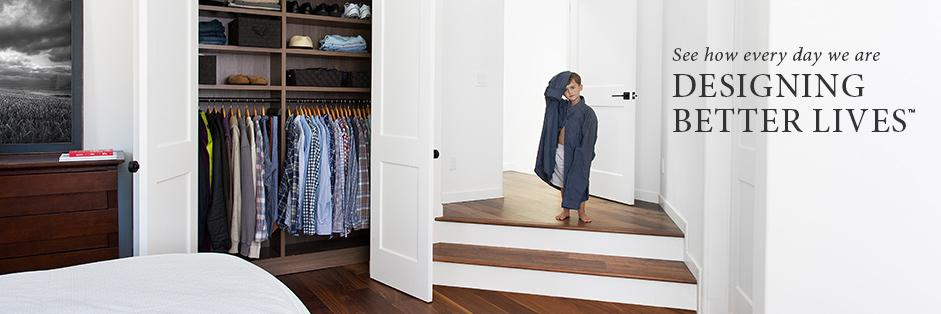 Every Closet, Pantry, Office And Garage We Design Has Unique Significance  And Meaning To An Individual Or Family.