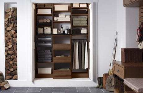 CLOSET ORGANIZERS FOR EVERY STORAGE SOLUTION