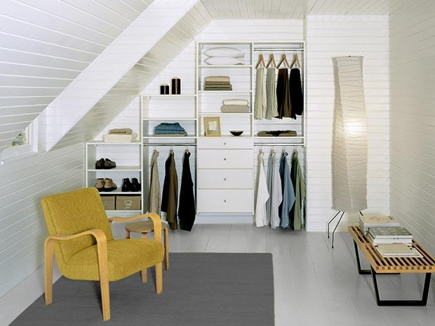 Small Space Storage Solutions & Design Ideas - California Closets