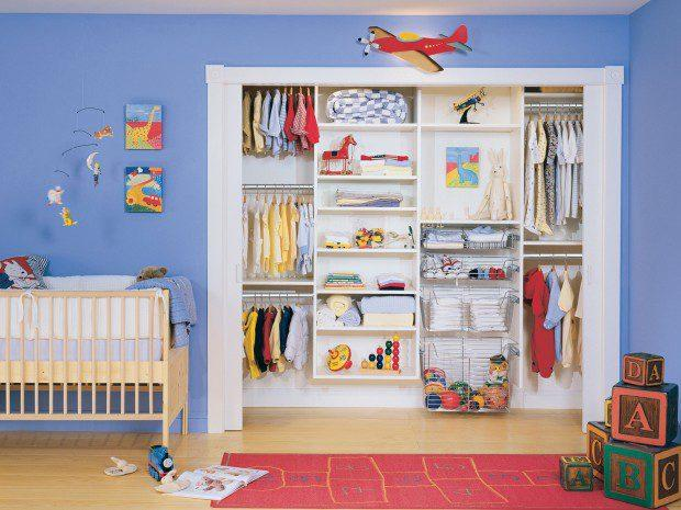 Pictures Of Closets kids' closets & teen closets - storage solutions & organization ideas