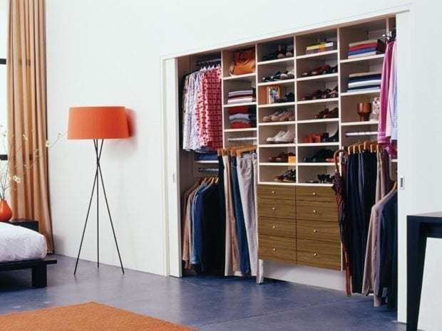 reach in closets designs ideas by california closets