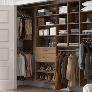 Bedroom Closet Storage Ideas