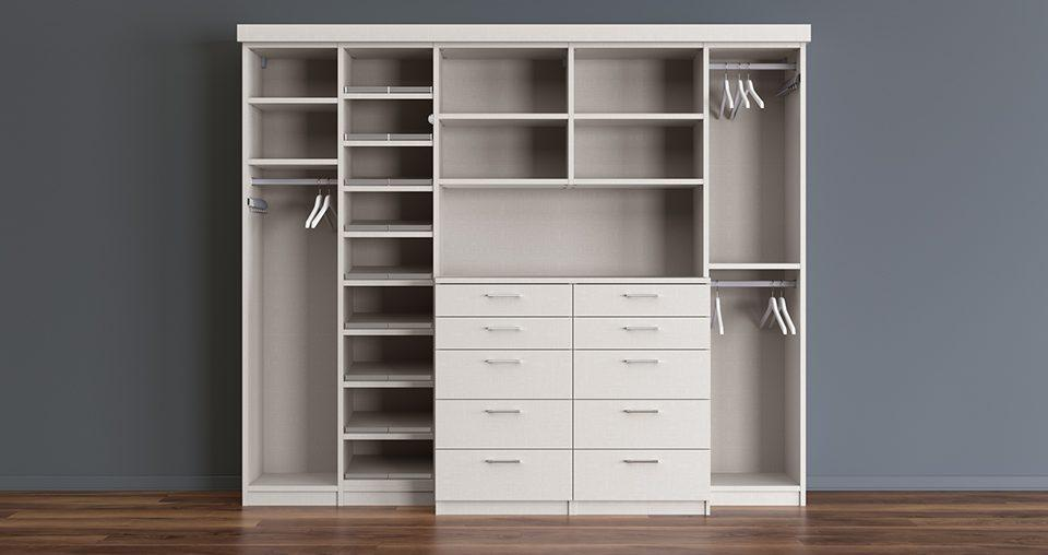 Get Closets Designed To Your Budget At California Closets