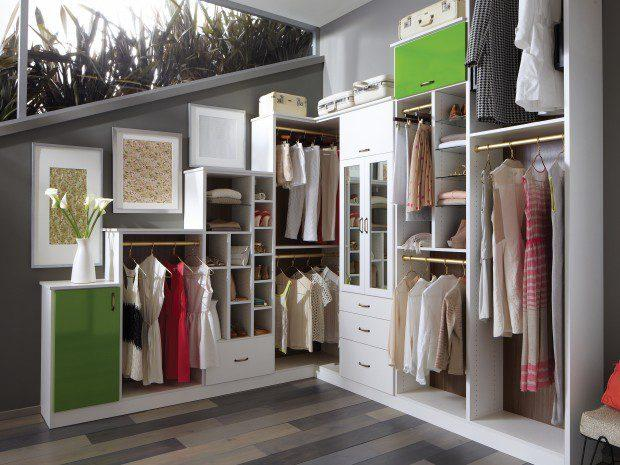 Designs & Ideas By California Closets