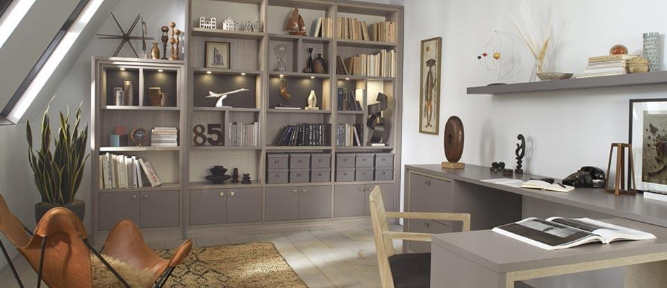 Home Office Storage CALIFORNIA CLOSETS