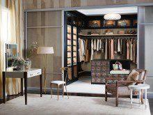 GARDE-ROBE WALK-IN LUXUEUSE