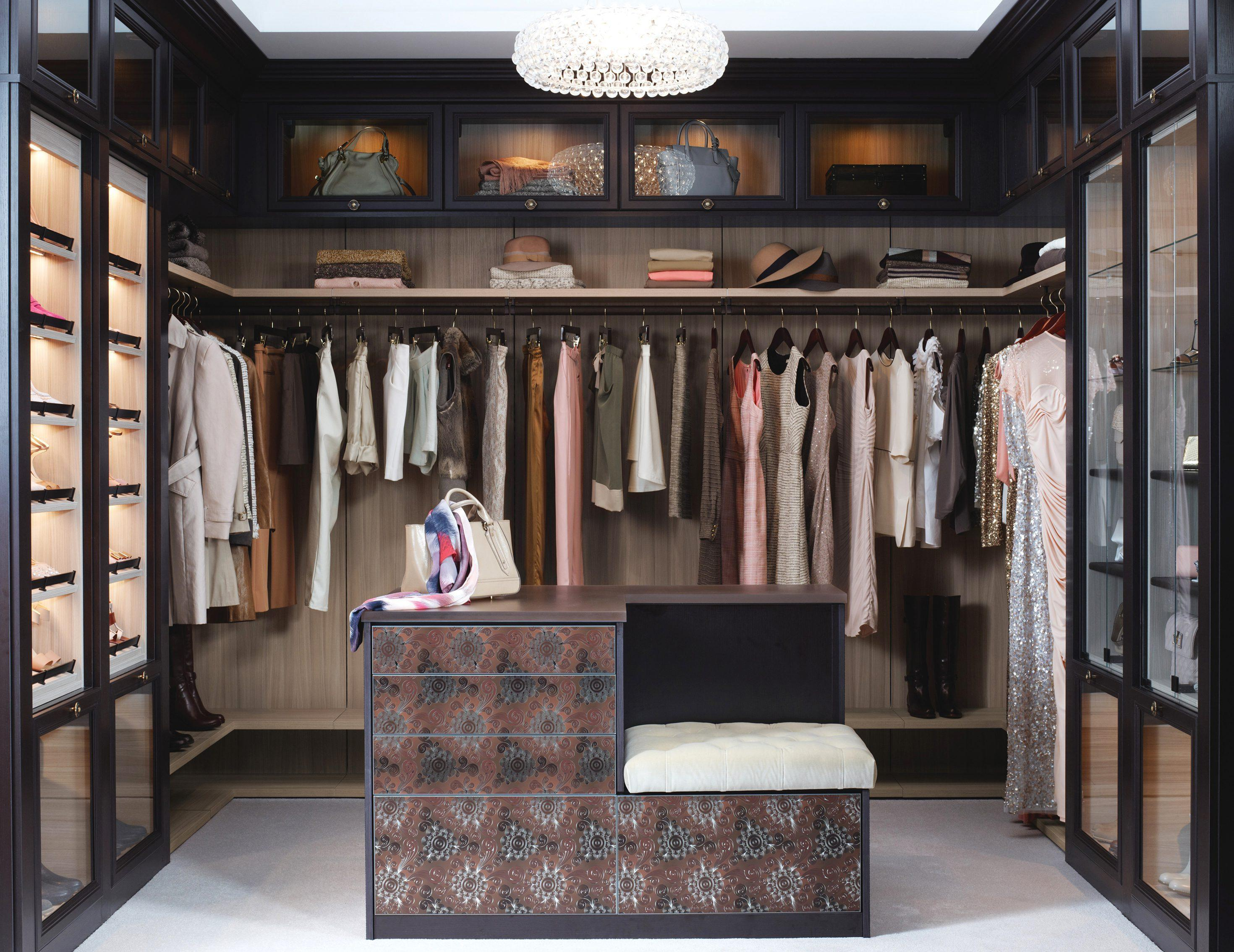 Charmant THREE STEPS TO A SUPERIOR CLOSET ORGANIZER