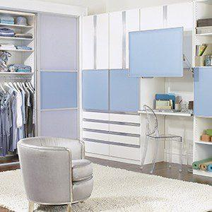 Bedroom Closet Organization & Storage Solutions by California Closets