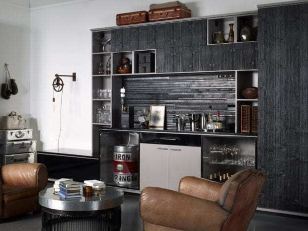 Man Cave Bar California : Wine storage cabinets custom racks california closets