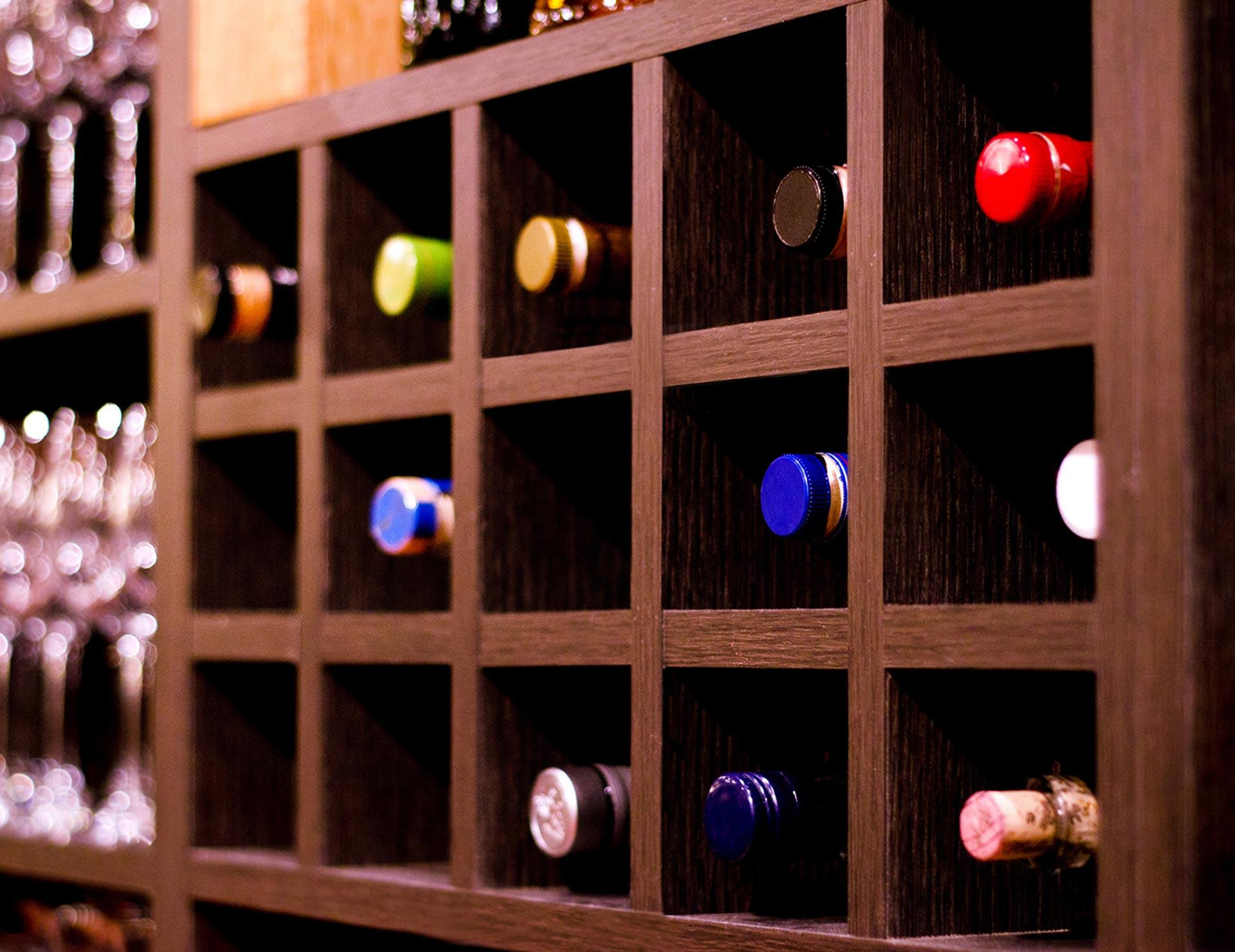 Paso Robles Wine Bar Detail