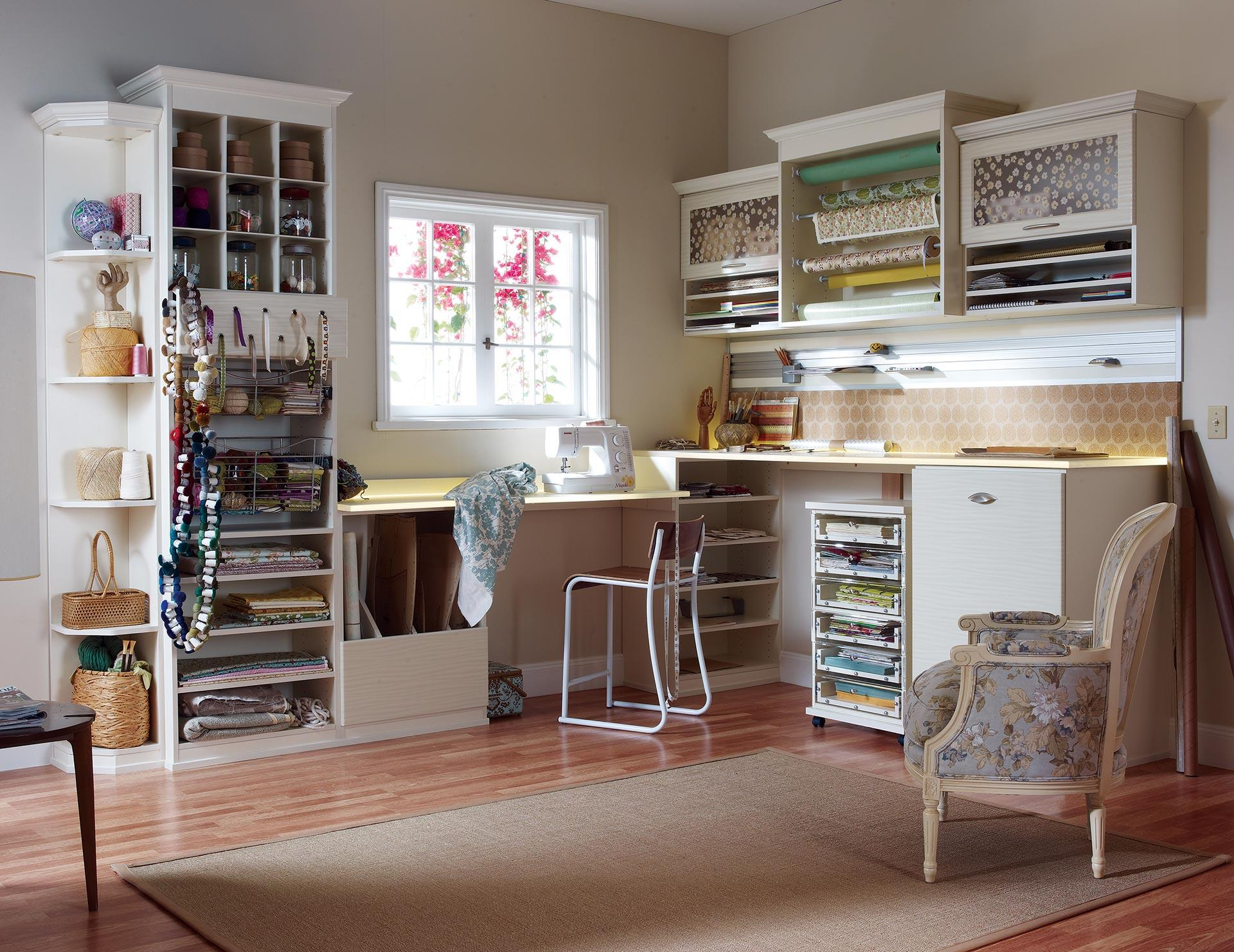 Incroyable SCRAPBOOKERS CRAFT ROOM