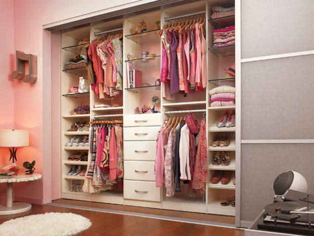 Room Closet kids' closets & teen closets - storage solutions & organization ideas