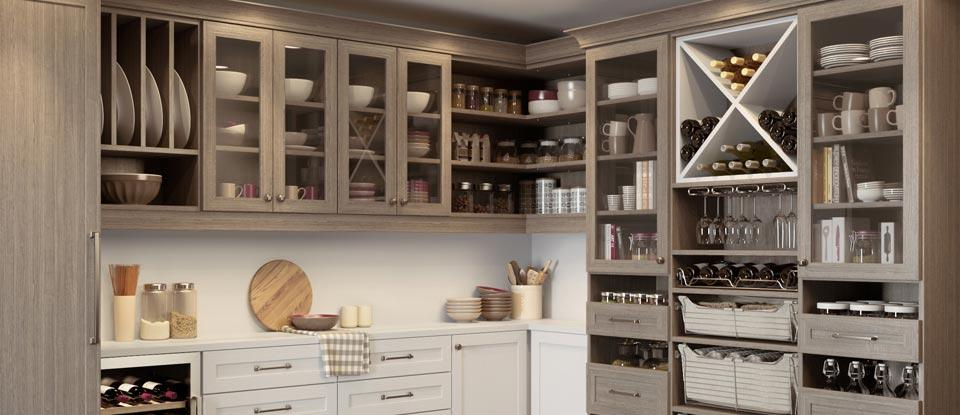 kitchen pantry - Kitchen Pantries