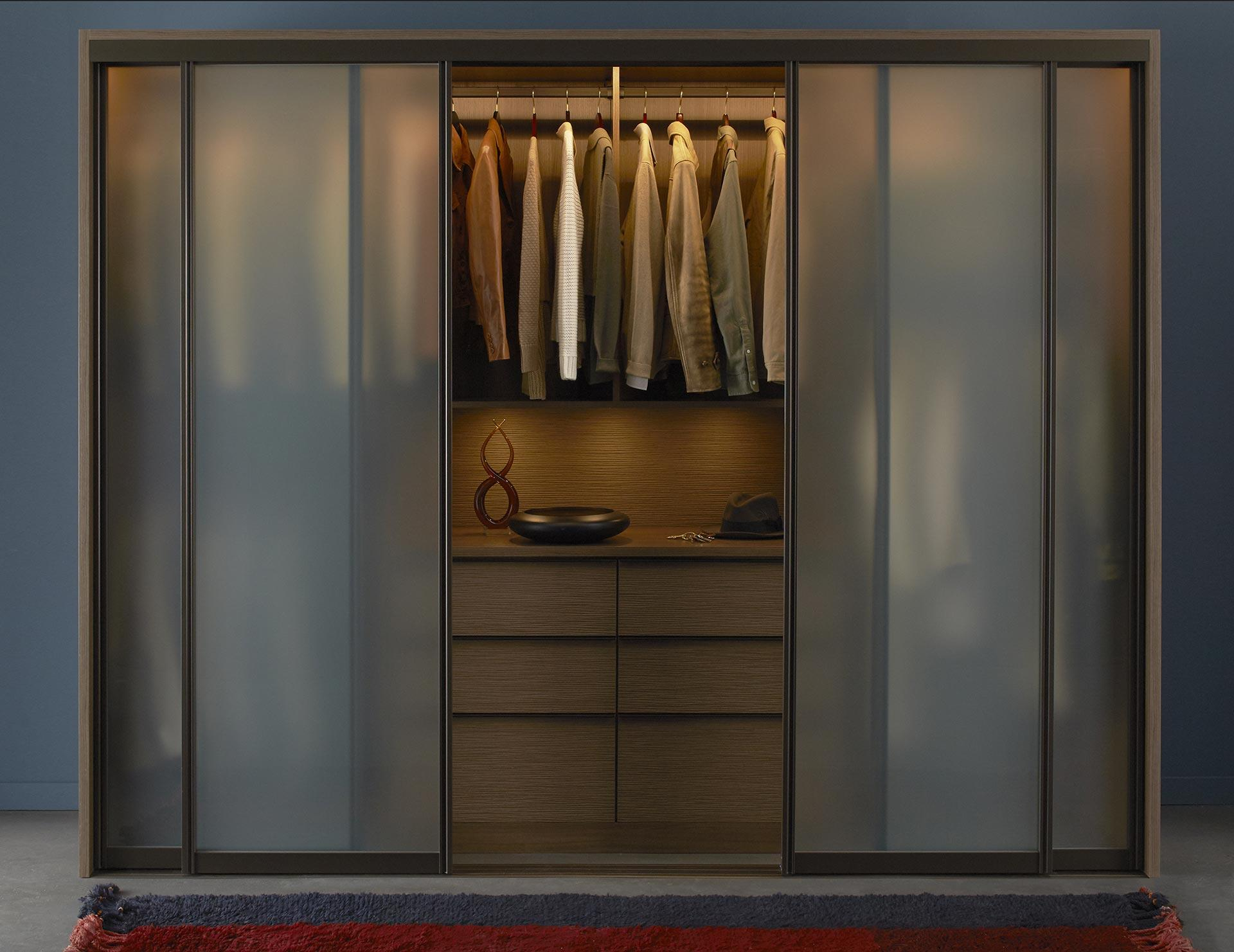 San Francisco Sliding Doors California Closets