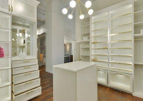 California Closets San Antonio, TX - Showroom Interior