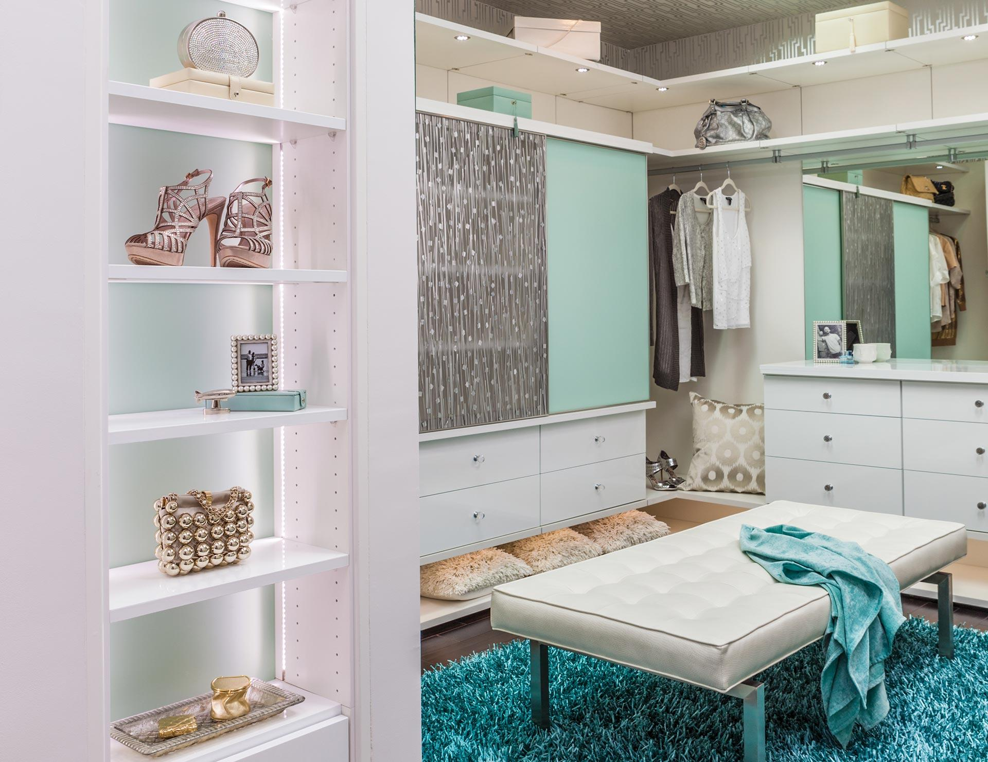 Walk In Closets - Designs & Ideas by California Closets