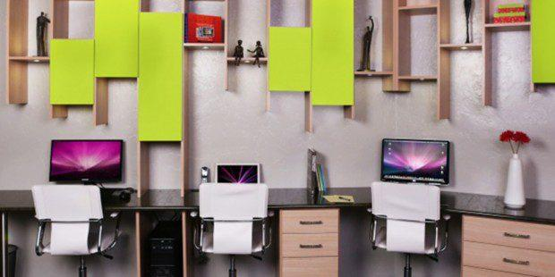 Banning Boring Offices: 3 Tips for Inspiring Work Spaces