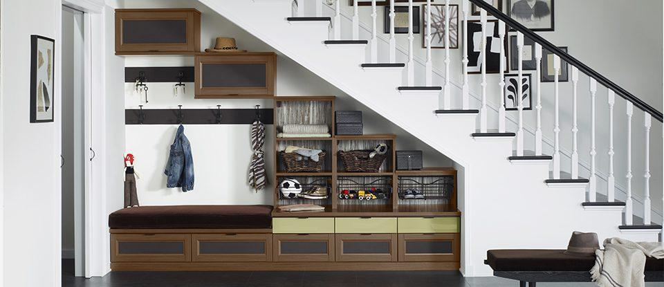 Brilliant Storage Ideas for Three Underutilized Spaces