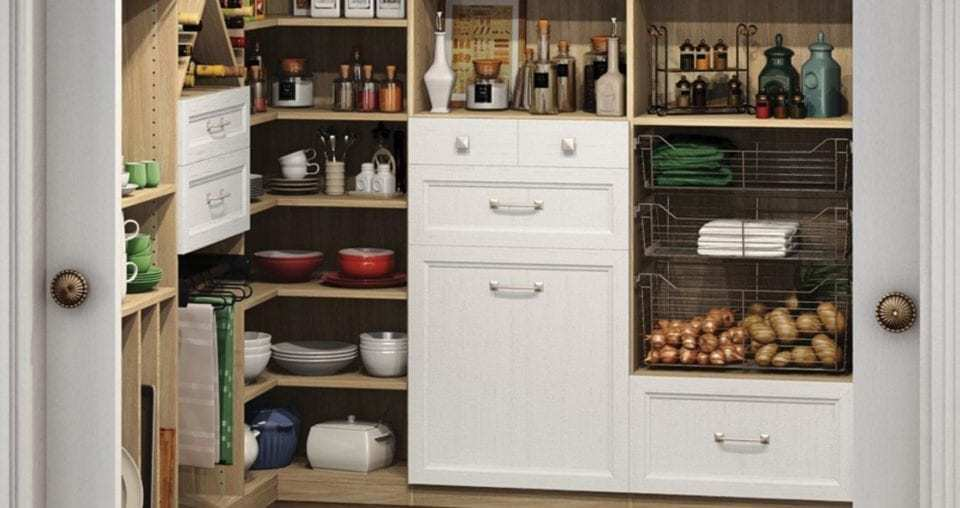 Pantry Storage Solutions Accessories
