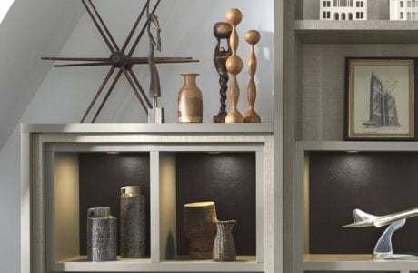 California Closets - Sustainable Ecoresin Shelving