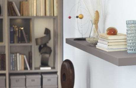 California Closets - Sustainable Ecoresin Flat Shelving