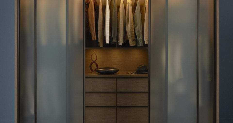 Closet Doors & Sliding Closet Doors for the Bedroom | California Closets