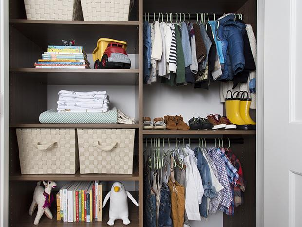 How To Transition A Baby S Closet Into A Kid S Closet