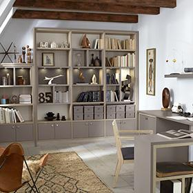 How To Have A Productive Home Office Without The Clutter. The Designers  From California Closets Of Atlanta ...