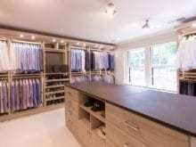 walk closet. California Closets - Walk-In Custom Closet Walk
