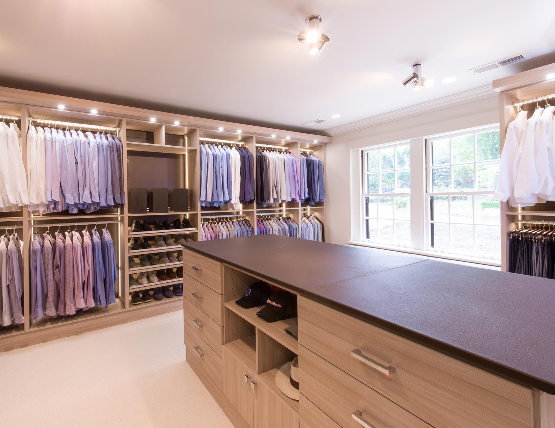 Beau California Closets   Walk In Custom Closet