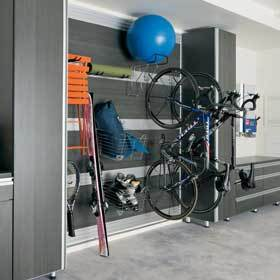California Closets - Lee Family Garage Storage System