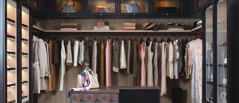 California Closets With Luxury Closet Systems
