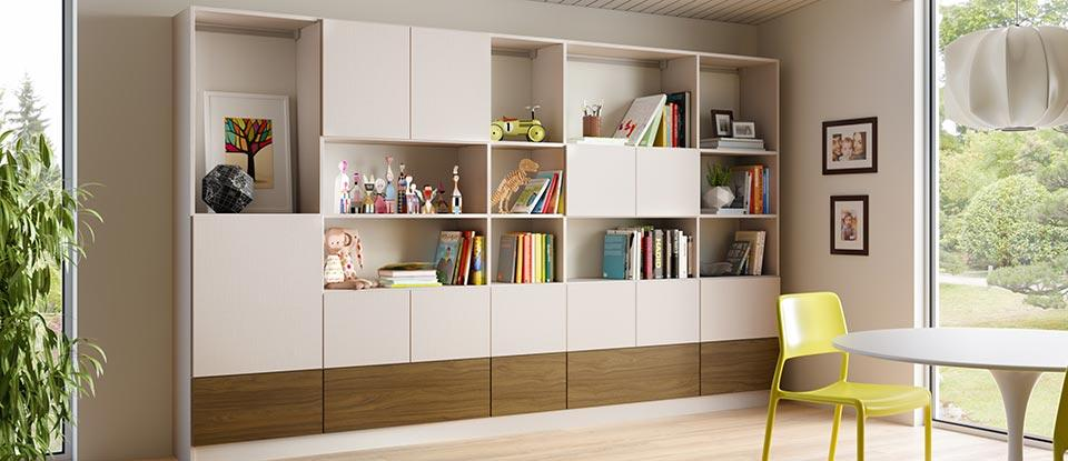 Storage Room Design Ideas Part - 15: Family Room Storage