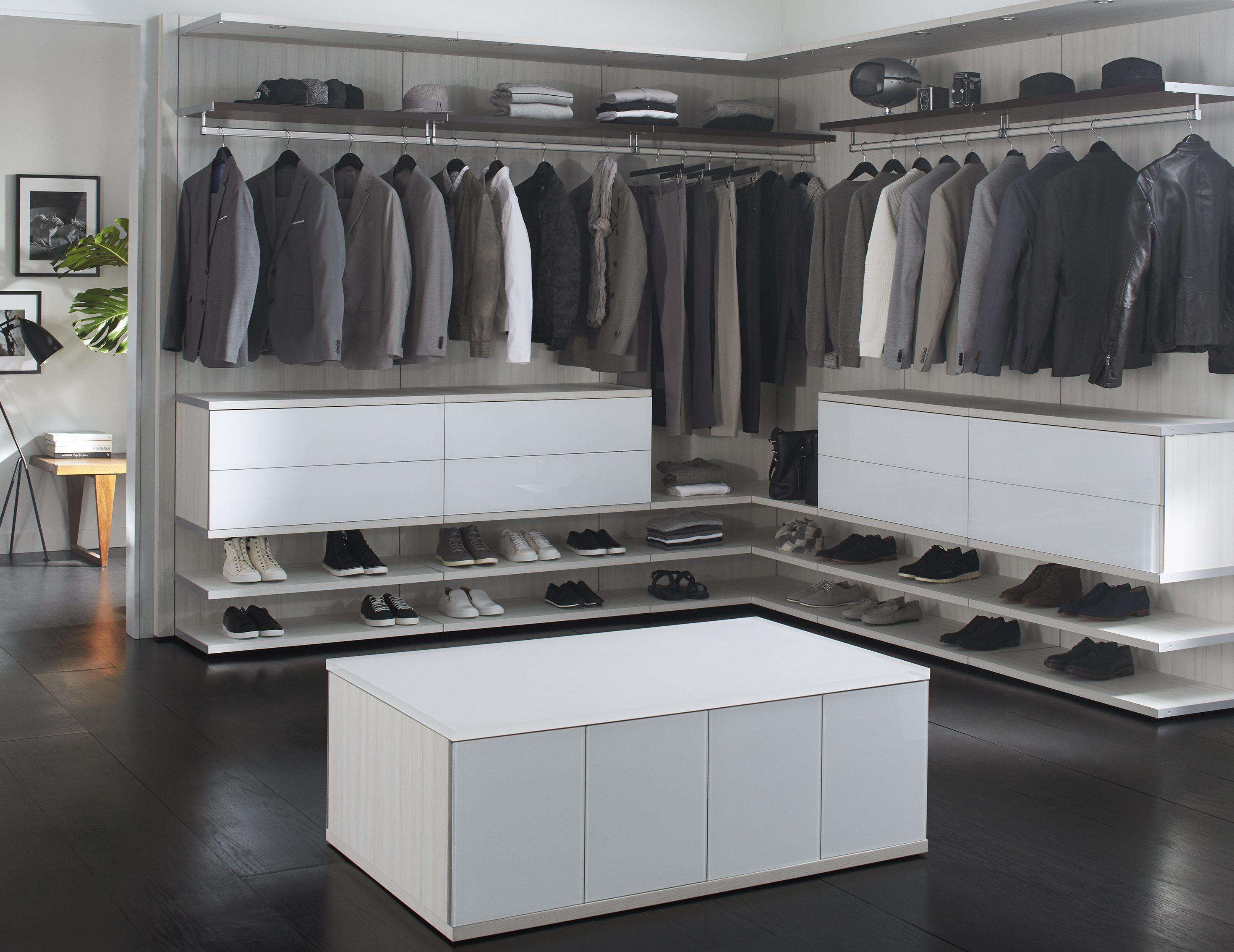 Todo en Blanco - California Closets