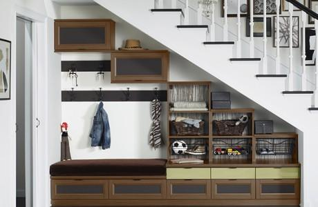 GETTING THE MOST OUT OF YOUR MUDROOM