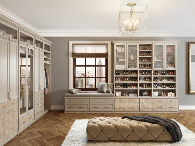 California Closets - Custom Storage Wardrobe & Walk In Closets - Designs \u0026 Ideas by California Closets