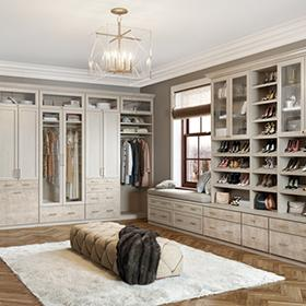 Lovely Tidy Your House With Custom Storage