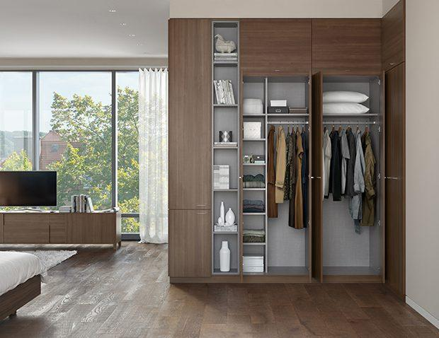 Beautiful SOHO BUILT IN WARDROBE