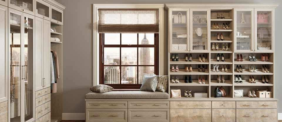 Frustrated With Your Closet Space? Amazing Benefits Of Having Custom Closet In Your Home