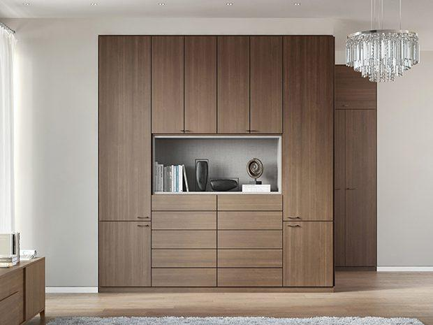 modern closet systems organizers california closets. Black Bedroom Furniture Sets. Home Design Ideas