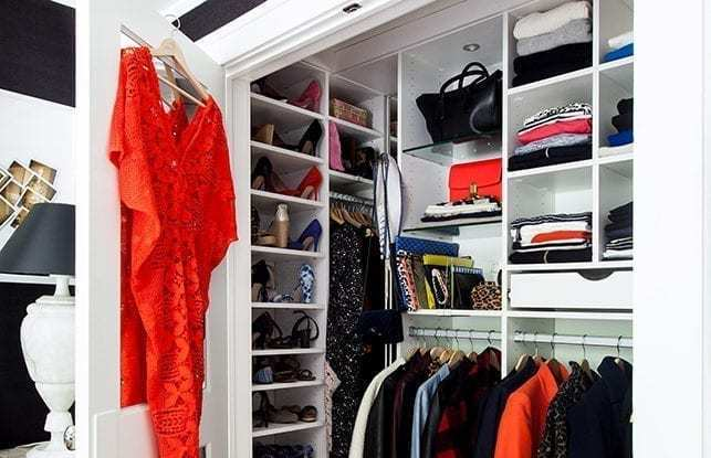 A Dream Closet Refresh for Michelle Adams