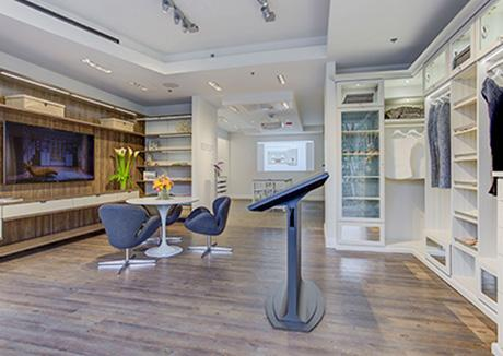Cherry Creek Showroom Interior