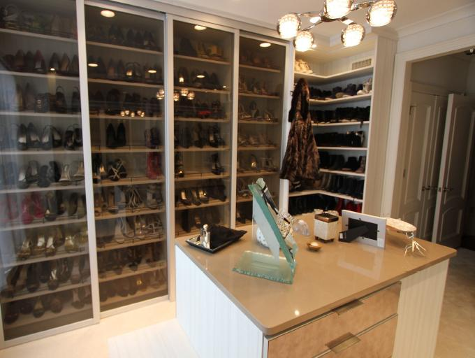 Top 10 Designs of 2015 - 4th Story Luxury Walk-in Closet with Island
