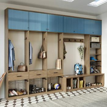 Mudroom - California Closets