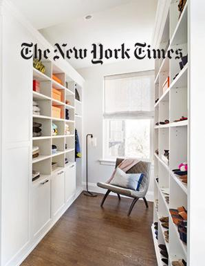 The Latest Must-Have: Master-Suite Closets